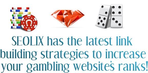 Casino SEO, Poker SEO and Gambling SEO