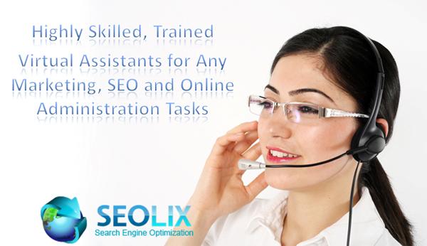SEOLIX Virtual Assistants
